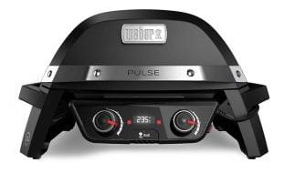 Weber Pulse 2000 elgrill
