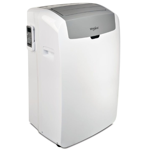 Portabel AC med smarta funktioner: Whirlpool PACW9COL